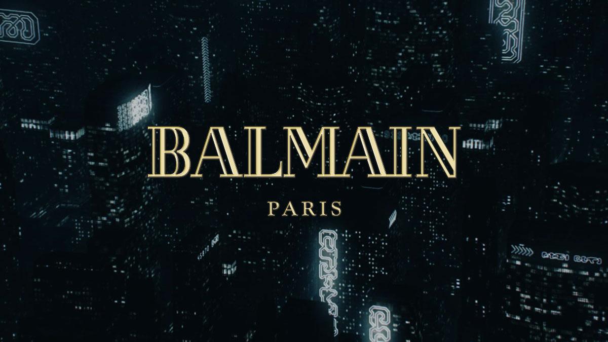 Balmain share big