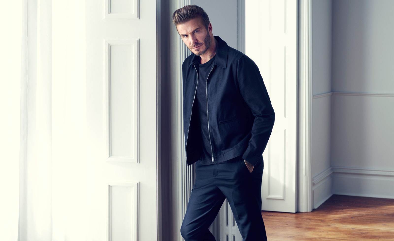 David Beckham - The Blazer